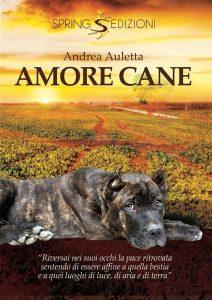 Amore Cane (romanzo di Andrea Auletta)